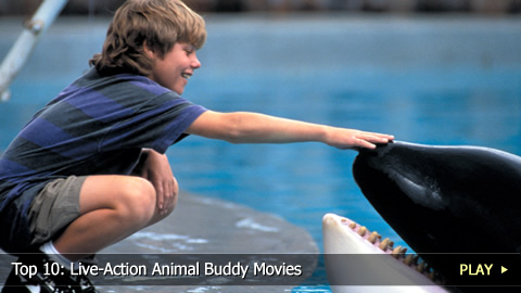 Top 10: Live-Action Animal Buddy Movies
