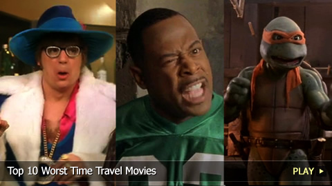 Top 10 Worst Time Travel Movies