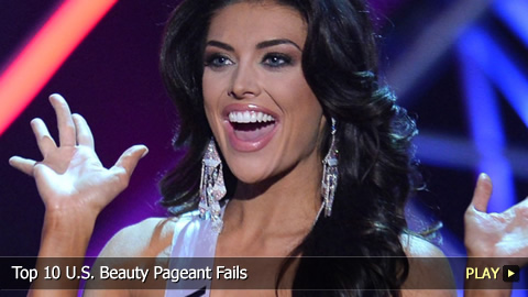 Top 10 U.S. Beauty Pageant Fails