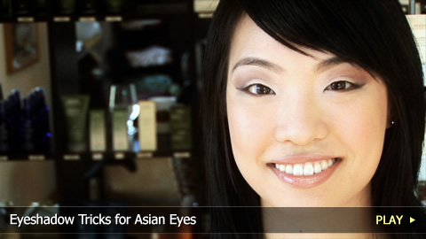 Eyeshadow Tricks for Asian Eyes
