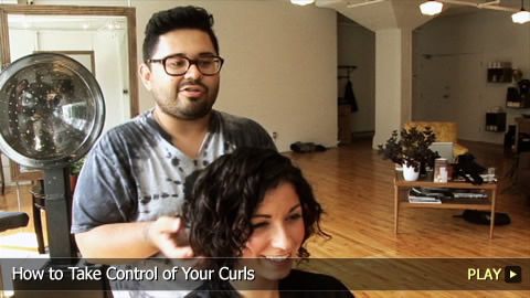 How To Take Control of Your Curls