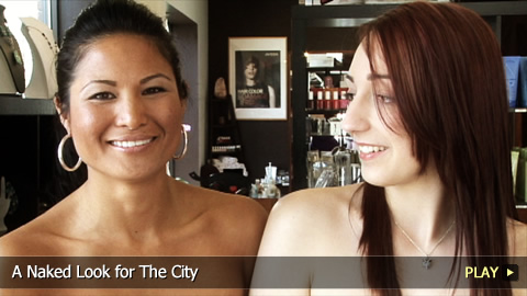 Beauty Tips: A Naked Look for The City