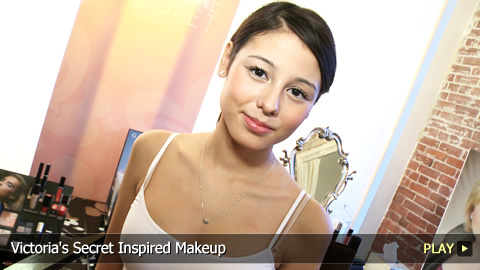 Victoria's Secret Inspired Makeup
