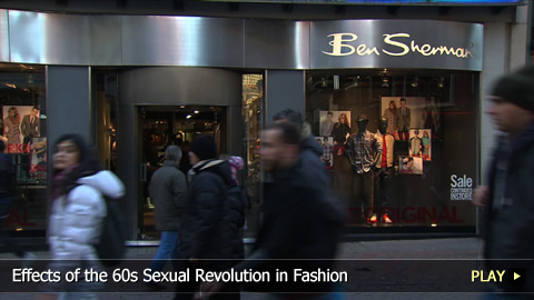 Ben Sherman's Sexual Revolution in Fashion