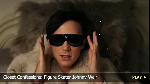 Closet Confessions: Figure Skater Johnny Weir