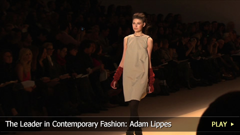 The Leader in Contemporary Fashion: Adam Lippes