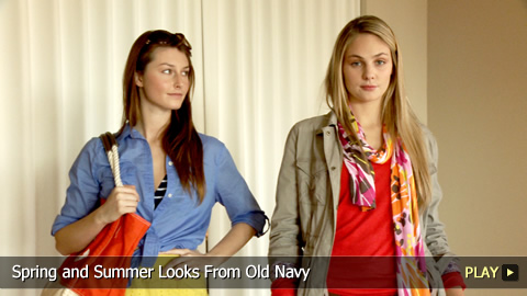 Spring and Summer Looks From Old Navy