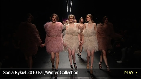 Sonia Rykiel 2010 Fall/Winter Collection