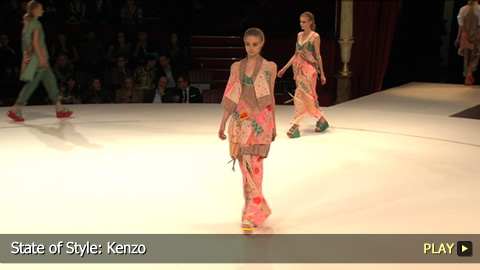 State of Style: Kenzo