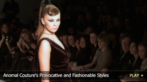 Anomal Couture's Provocative and Fashionable Styles