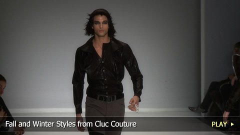 Fall and Winter Styles from Cluc Couture