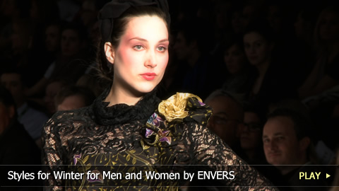 Styles for Winter for Men and Women by ENVERS