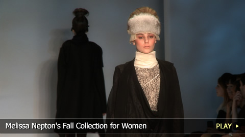 Melissa Nepton's Fall Collection for Women
