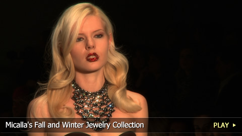 Micalla's Fall and Winter Jewelry Collection
