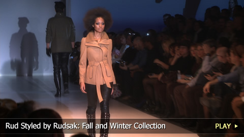 Rud Styled by Rudsak: Fall and Winter Collection