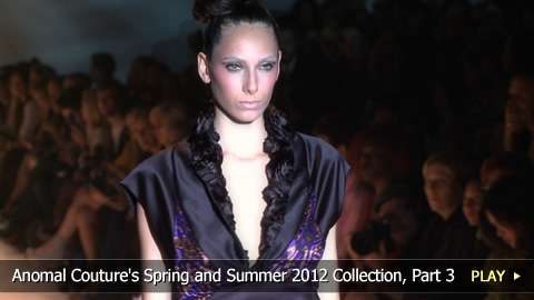 Anomal Couture's Spring and Summer 2012 Collection, Part 3