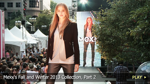Mexx's Fall and Winter 2013 Collection, Part 2