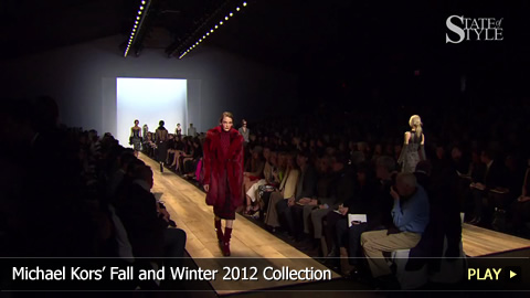 Michael Kors' Fall and Winter 2012 Collection for Men and Women