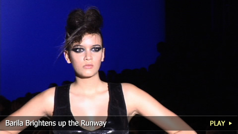 Barila Brightens up the Runway