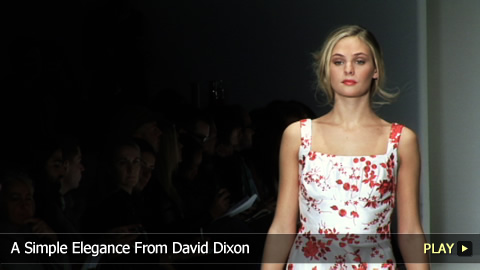 A Simple Elegance From David Dixon