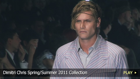 Dimitri Chris Spring/Summer 2011 Collection