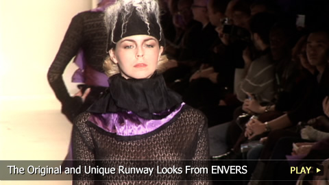 The Original and Unique Runway Looks From ENVERS