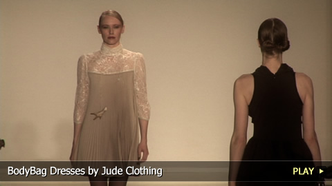 BodyBag Dresses by Jude Clothing