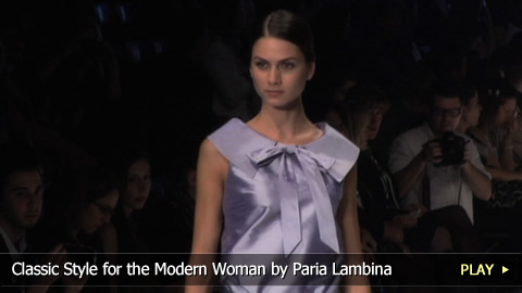 Classic Style for the Modern Woman by Paria Lambina