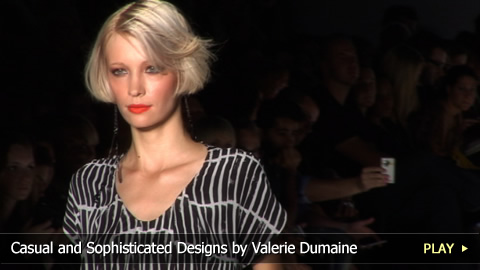 Casual and Sophisticated Designs by Valerie Dumaine