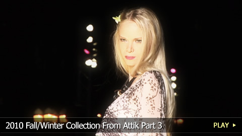 2010 Fall/Winter Collection From Attik Part 3