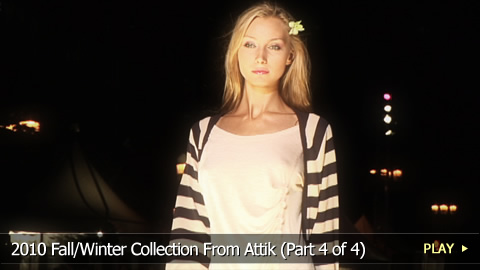2010 Fall/Winter Collection From Attik (Part 4 of 4)