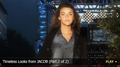 Timeless Looks from JACOB (Part 2 of 2)