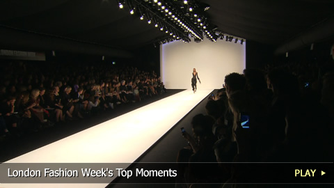 London Fashion Week's Top Moments