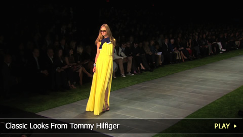 Classic Looks From Tommy Hilfiger