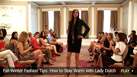 Fall-Winter Fashion Tips: How to Stay Warm with Lady Dutch