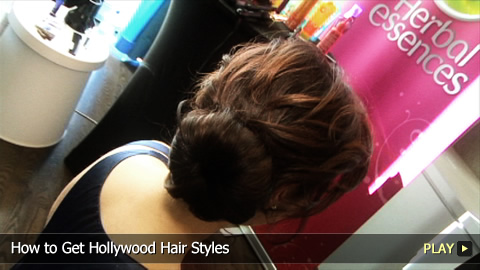 How To Get Hollywood Hair Styles