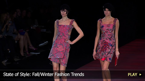 State of Style: Fall/Winter Fashion Trends