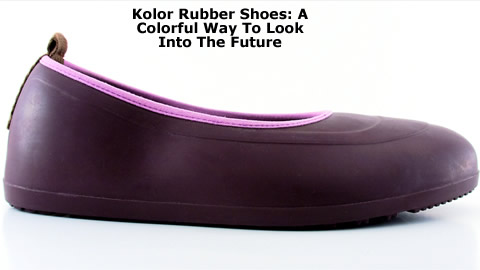 Must Have Shoe: Kolor Rubbers