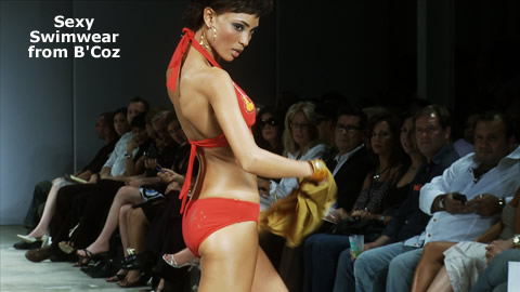 Fashion Show: B'coz Swimwear