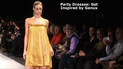 Great Party Dresses By Genux