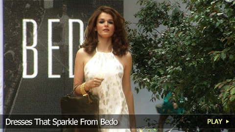 Dresses That Sparkle From Bedo