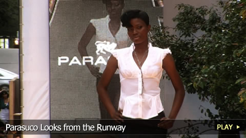 Parasuco Looks From the Runway