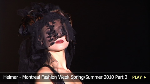 Montreal Fashion Week: Helmer Spring/Summer 2010