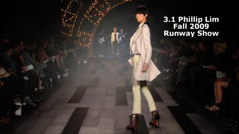 3.1 Phillip Lim at New York Fashion Week