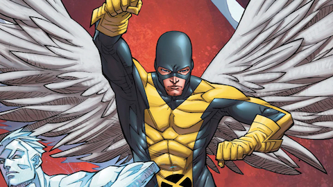 Superhero Origins: Angel