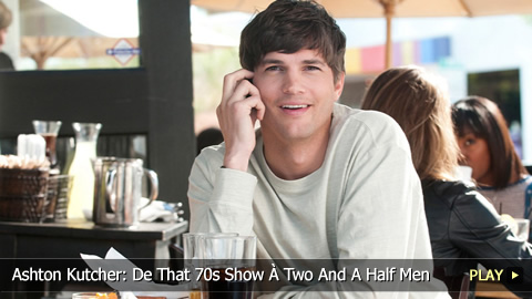 Ashton Kutcher: De That 70s Show À Two And A Half Men