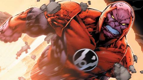 Supervillain Origins: Atrocitus