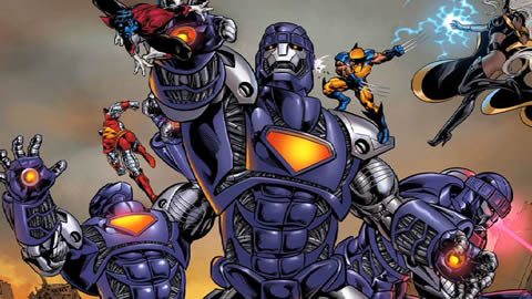 Supervillain Origins: The Sentinels and Bolivar Trask