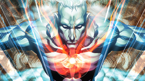 Superhero Origins: Captain Atom
