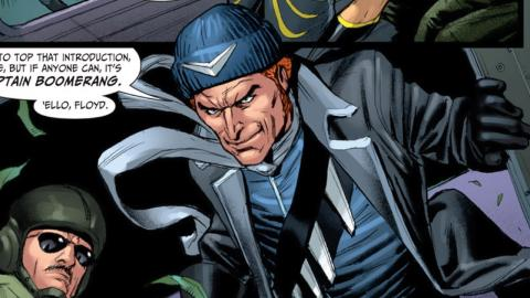 Supervillain Origins: Captain Boomerang